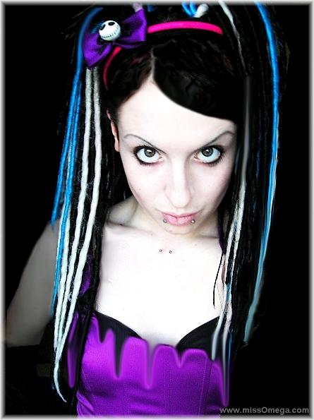 Ana Gothic Model