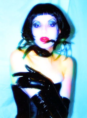 gothic girl bianca